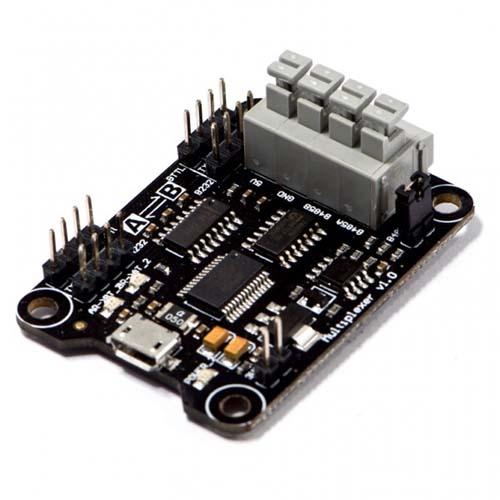 Универсальный конвертер USB/RS232/RS485/TTL (адаптер интерфейсный) Multi USB / RS232 / RS485 / TTL Converter