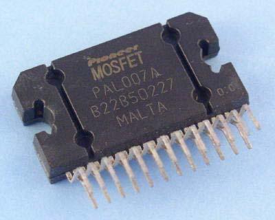 Усилитель мощности звуковой частоты TDA7385