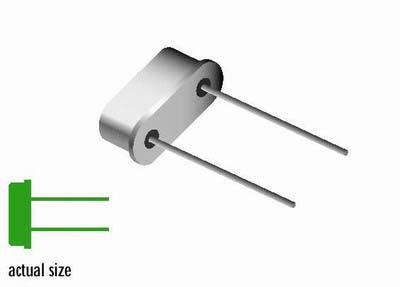 Частотный резонатор QRZ 24.000000 МГц-кор.