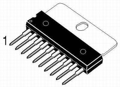Мультимедиа преобразователь TA8410[A]K