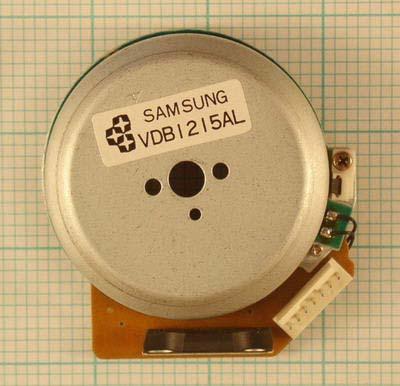 Мультимедиа преобразователь M51721SL+мотор
