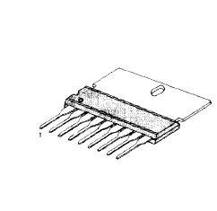 Мультимедиа преобразователь TDA3653B/N2.112