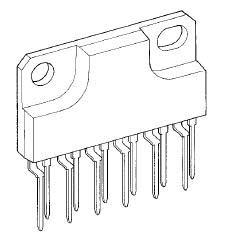 Мультимедиа преобразователь TA8256H
