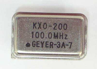 Частотный  резонатор KXO-200 16.0 MHz DIL14