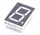LED индикатор SA10-21SRWA