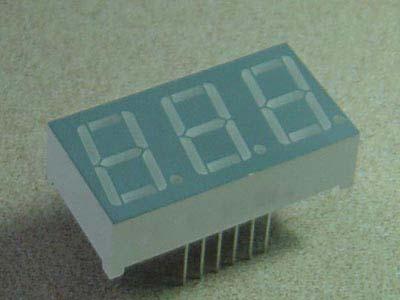 LED индикатор BA56-12SRWA R