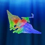 Обучающие наборы и модули KIT FB0026 Светодиодный конструктор Laser Pegs Океан