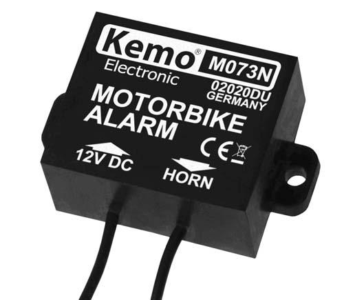 Датчик охранной сигнализации для мотоцикла, мопеда MK073