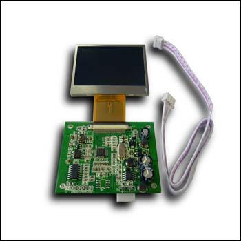 Цветной 2,5' TFT-LCD модуль разрешением 320 x 240 с видеоконтроллером MP2902 monitor
