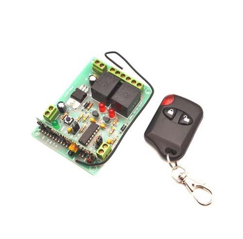 Модуль MP325M. Двухканальное дистанционное управление 433 МГц с двумя реле по 2 кВт