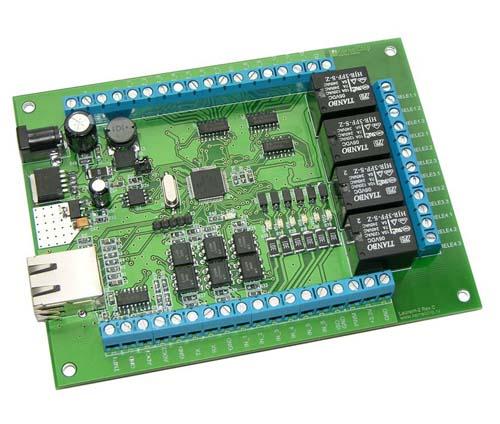 MP712 Laurent-2 - Ethernet реле +...