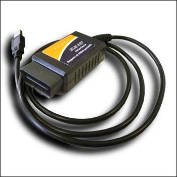 Автомобильный OBD-II сканер универсальный MP9213