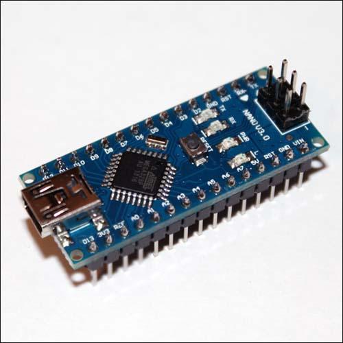 Arduino NANO, 5В, ATMEGA328, 16 МГц, FTDI