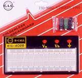 Макетная плата для монтажа без пайки EIC-402B