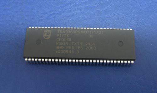 Мультимедиа преобразователь TA8880CN