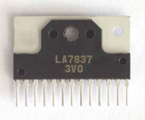 Мультимедиа преобразователь LA4446