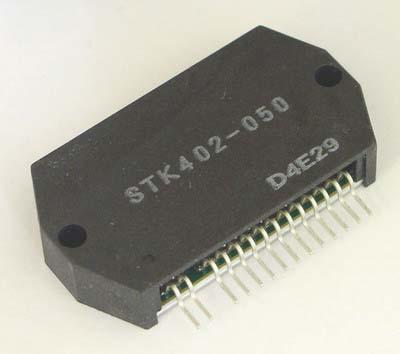 Мультимедиа преобразователь STK402-040