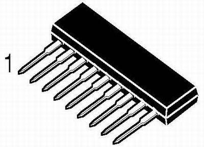 Мультимедиа преобразователь TA7303P