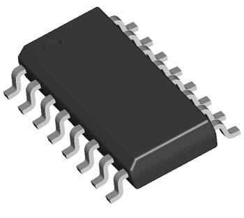 Интерфейс RS-232 MAX232ID