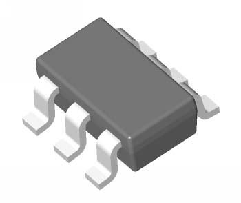 Контроллер сенсорной клавиатуры AT42QT1010-TSHR