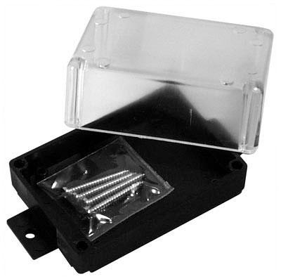 Прозрачный корпус BOX-G021 72х50х40 мм