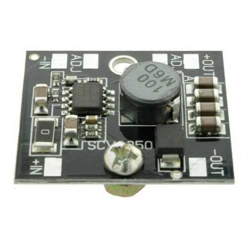 Модуль RP071 SCV0050-5V-3A Импульсный стабилизатор напряжения 5 V, 3 А