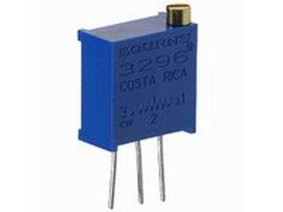 Набор подстроечных резисторов 3296W. 11 номиналов по 1 шт каждого