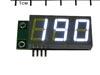 EK-SAH0012UW-200 - Миниатюрный цифровой встраиваемый амперметр (до 200А) постоянного тока