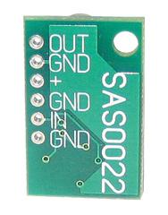 SAS0022-200 - Миниатюрный одноканальный усилитель НЧ 0.6Вт, усиление 200