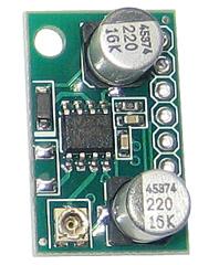 EK-SAS0022-20 - Миниатюрный одноканальный усилитель НЧ 0.6Вт, усиление 20