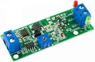 Контроллер SCD0049-0.7A заряда 12 В свинцового аккумулятора