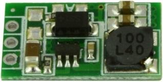 Понижающий импульсный стабилизатор напряжения SCV0042-3.3V-0.9A