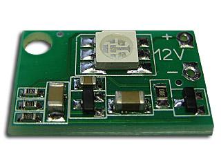 EK-SHL0015B-1.7 - Стробоскоп светодиодный, голубой, 1.7сек