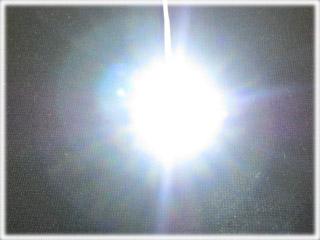 EK-SHL0015W-0.4 - Стробоскоп светодиодный, белый, 0.4сек