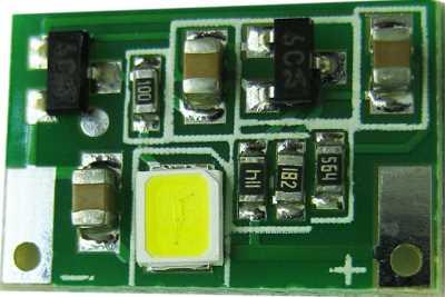 Стробоскоп - мини светодиодный, белый, 0.5 сек, 10 шт.