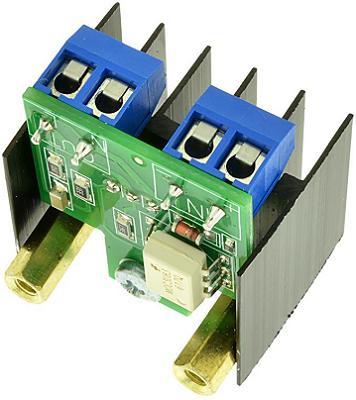 EK-STK0046-4A. Оптосимисторный ключ 4 А с радиатором