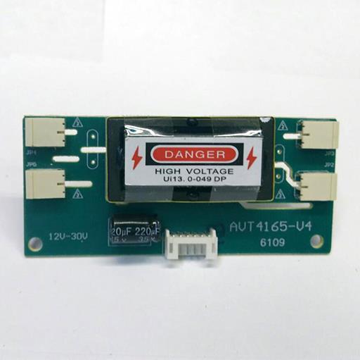 Инвертор для LCD на 4 лампы AVT4165 15