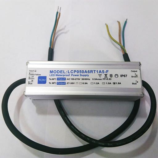 Драйвер для светодиодного прожектора 70w, IP65