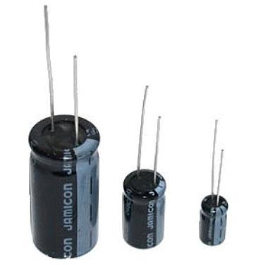 Конденсатор электролитический 0.47 Вольт 50 Вольт 0511