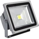 Прожектор UP-650W-FL1, 50W, 4550Lm, WB 6000K, IP65, Vin=90-240, 120° 28,5x23,5x14см