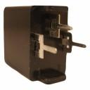 Позистор 3 вывода, чёрный (PTS)