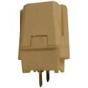 Позистор 2 вывода, белый (PTS)