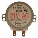 Мотор тарелки СВЧ печи (21v) 49TYZ-A2
