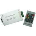 Контроллер RGB (12-24v) 30A (360-720w) + RF пульт 8 кнопок