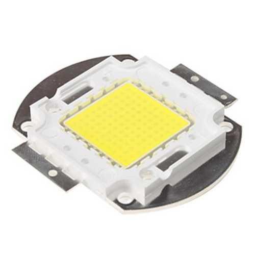 Светодиод 50 W CW 1500 mA 30-36 V  (Холодный белый)
