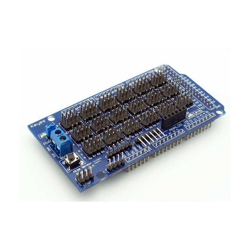 Плата расширения для подключения дополнительных датчиков к Arduino V2.0