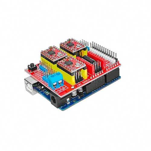 Комплект для управления 3D принтером и станками с ЧПУ. RA082