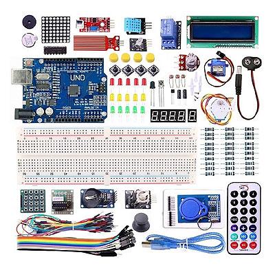 Стартовый набор Arduino Starter Kit №7