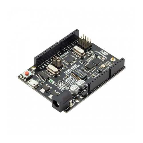 Arduino UNO R3 с Wi-Fi ESP8266
