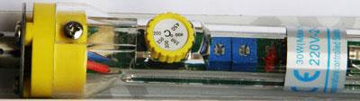 Паяльник 220 вольт, 30 ватт со встроенным терморегулятором...